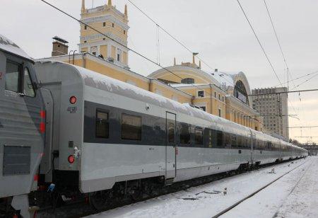 Из Харькова в Киев пустят новый скоростной поезд