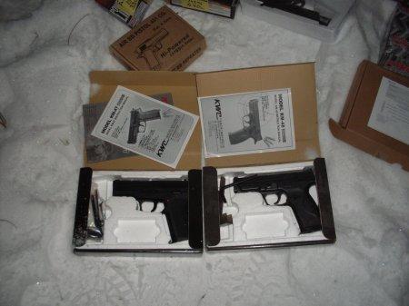 Украинец не донес в РФ 9 пистолетов (+ФОТО)
