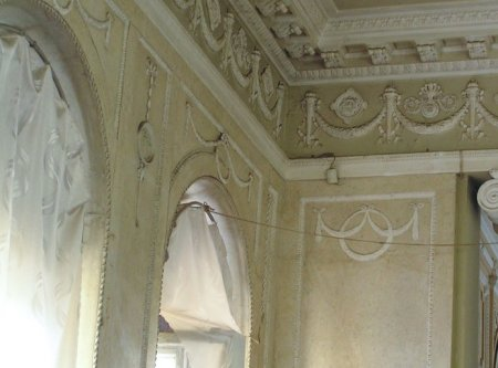 Ко Дню города отремонтируют Дом архитектора (ФОТО)