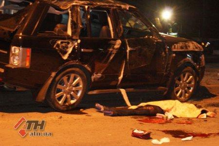 В центре Харькова в ДТП пострадал депутат горсовета Гутков. Его супруга погибла (ФОТО)