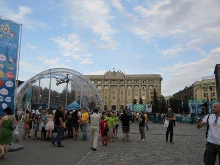 Завтра харьковчане смогут сфотографироваться с Кубком Анри Делоне (ФОТО)
