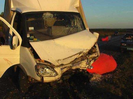 ДТП под Харьковом: два человека погибли, шестеро – пострадали (ФОТО)