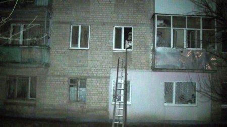 В харьковской пятиэтажке горела квартира: погибли два человека (ФОТО)