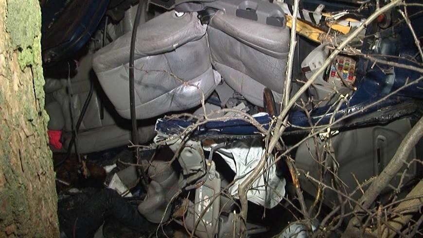 6 человек погибли встрашном ДТП близ Харькова, втом числе дети,