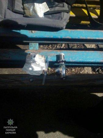 На Салтовке наркоман напал на врачей скорой помощи