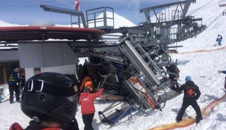 Катастрофа на горном курорте в Грузии - пострадали харьковчане