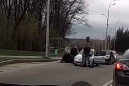 Иностранцы устроили перестрелку в Харькове